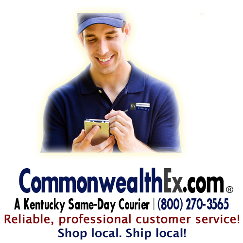 Commonwealth Express Medical is a Kentucky Courier with same day delivery in Clark, Estill, Garrard, Jessamine, Lexington–Fayette, Madison, and Rockcastle Counties.