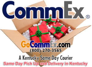 2018 Holiday Shipping Schedules in Kentucky | CommEx