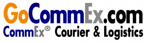 CommEx Courier & Logistics Logo